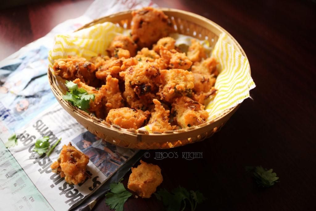 Crispy vada recipe