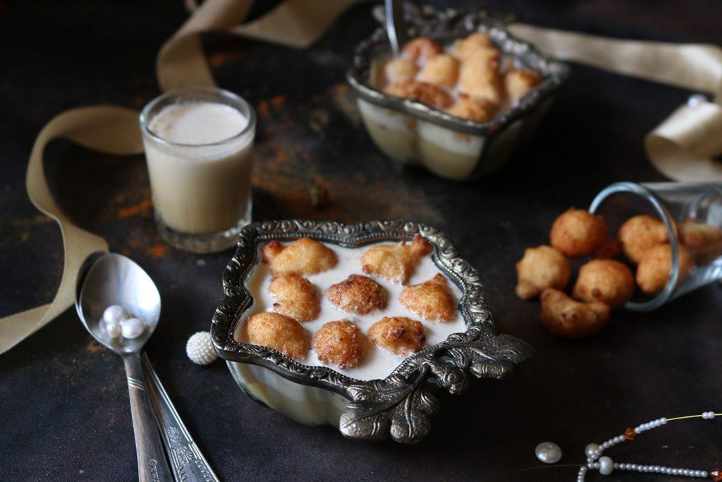 coconut milk bonda recipe