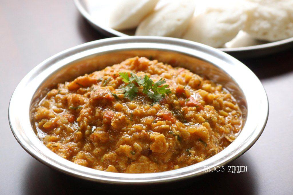 Chennai Vada Curry Recipe hotel style