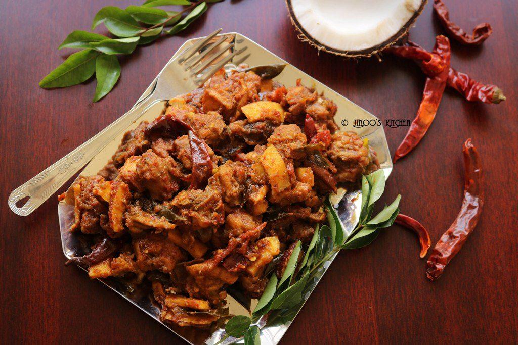 Pallipalayam chicken fry hotel style