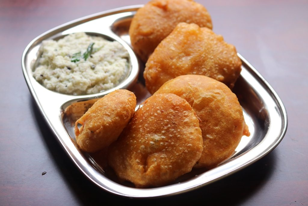 Vengaya bajji recipe | onion bajji recipe
