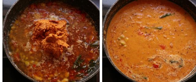Mochai kulambu recipe