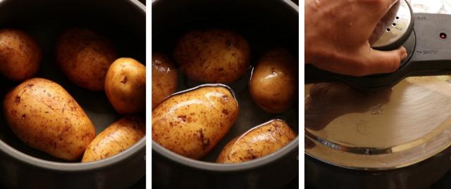 potato snacks recipe for kids