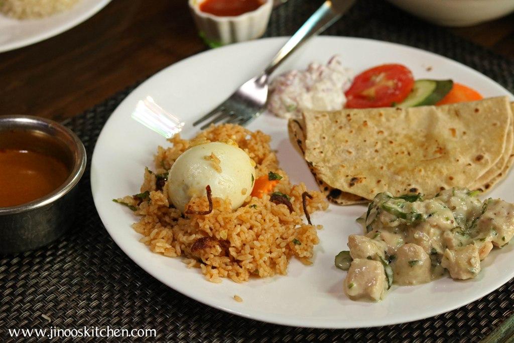 the slaves thai mama Coimbatore restaurant review