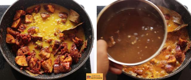 biryani dalcha recipe
