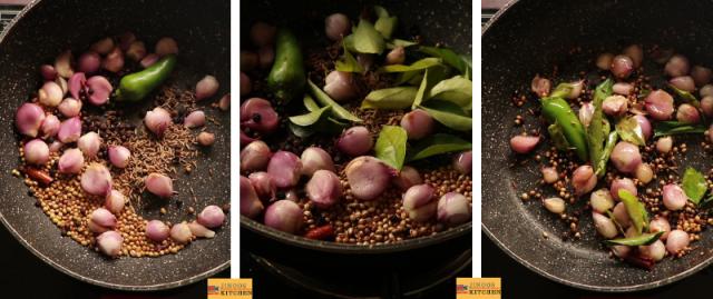 kongunad mushroom kulambu recipe