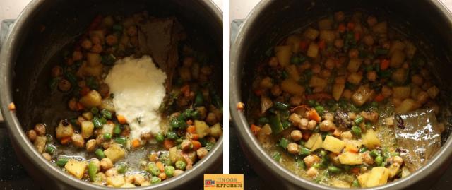 veg dum biryani recipe