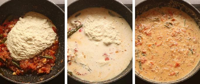 tomato kurma recipe thakkali kurma tomato korma recipe