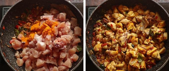 chicken chukka recipe chicken sukka varuval