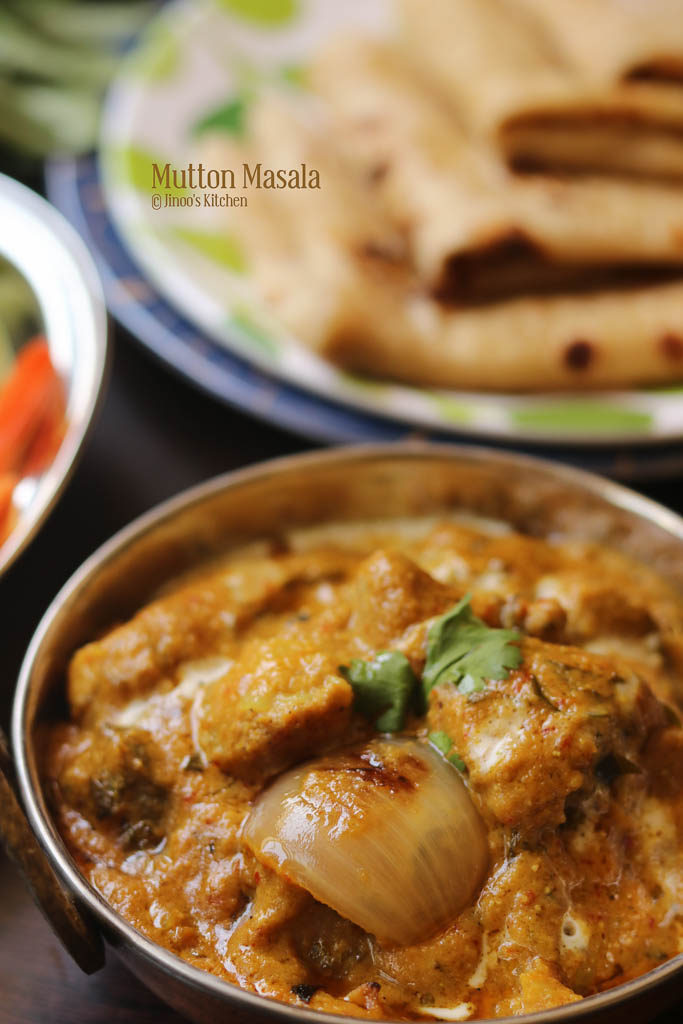 Mutton masala recipe restaurant style