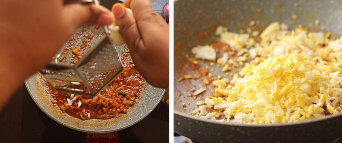 boiled egg bhurji recipe