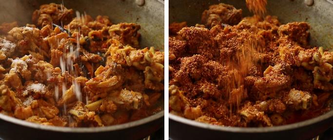 add salt spicy chicken fry recipe