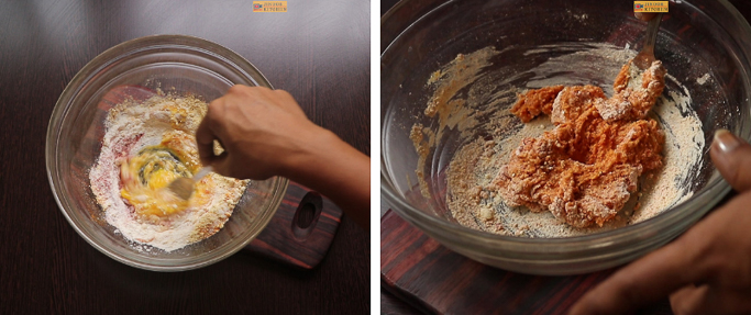 step 3 snake gourd rings recipe