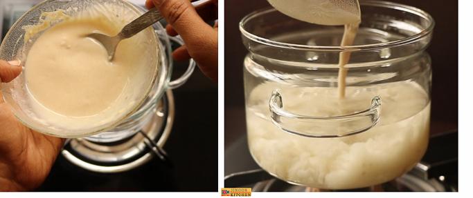 making of pidi