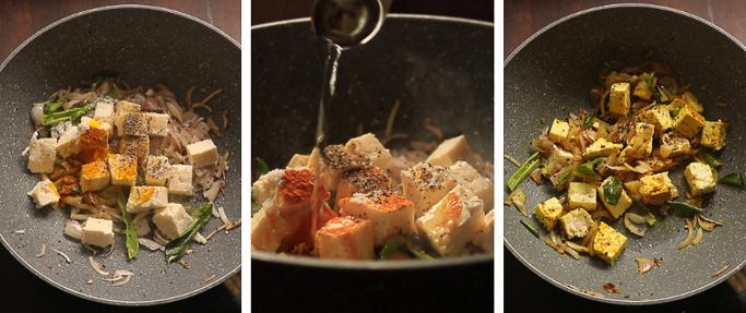paneer stew recipe