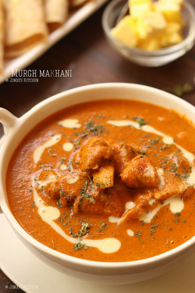 Murgh makhani chicken makahani