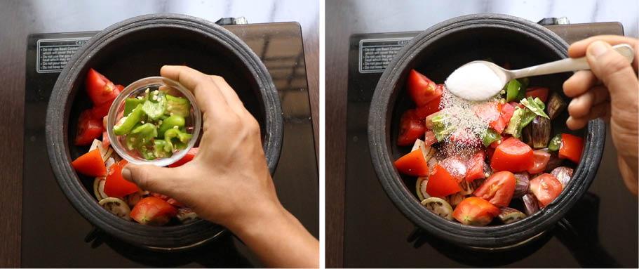 brinjal tomato kadayal