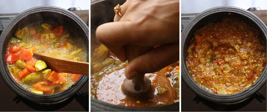 kathirikkai kadayal recipe