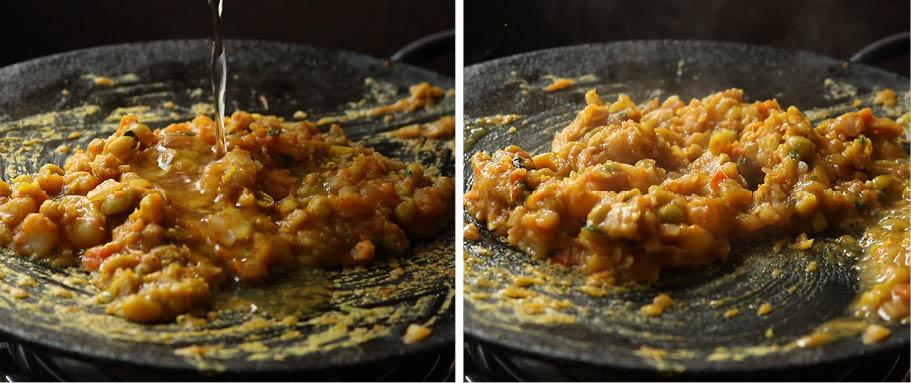 cutlet chaat recipe