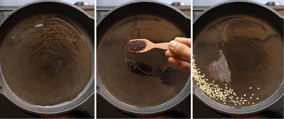 bittergourd potato fry