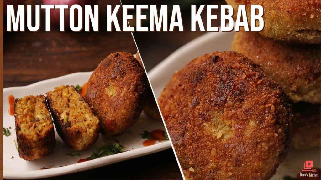 mutton keema kebab