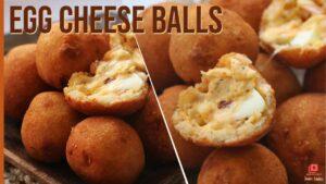 egg cheese balls jinooskitchen