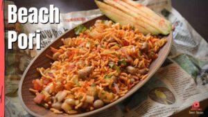 beach style kara pori recipe