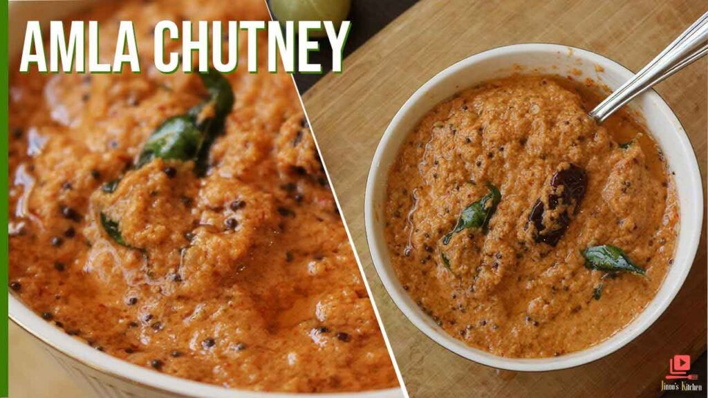 amla chutney for rice