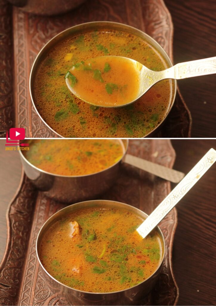 chicken soup recipe south indian style