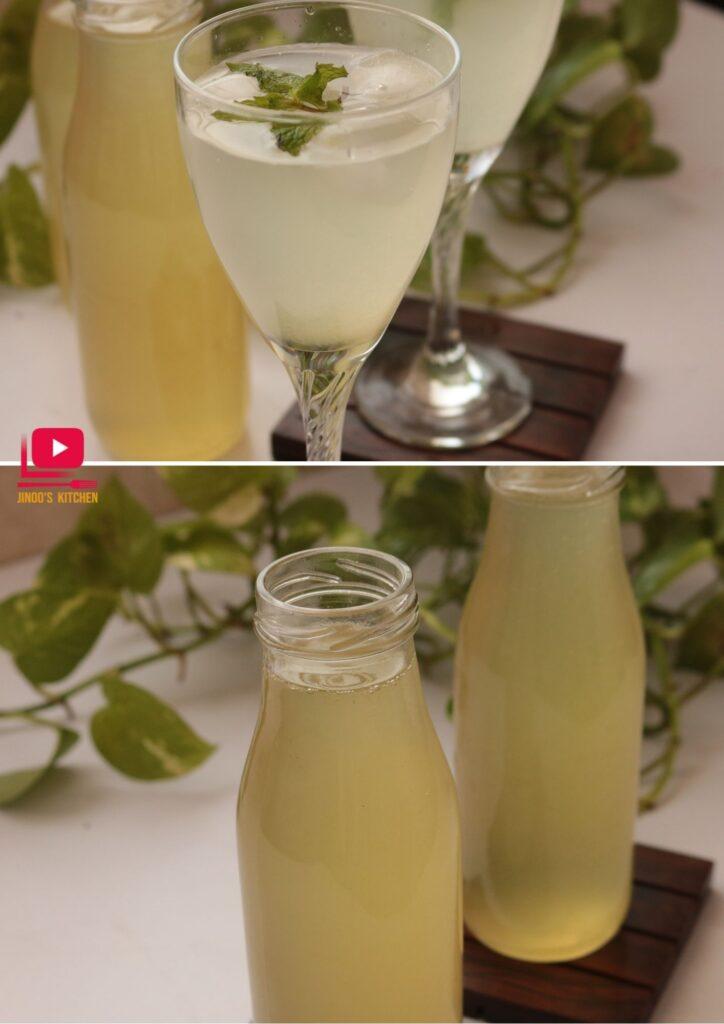 How to make Lemon squash at home