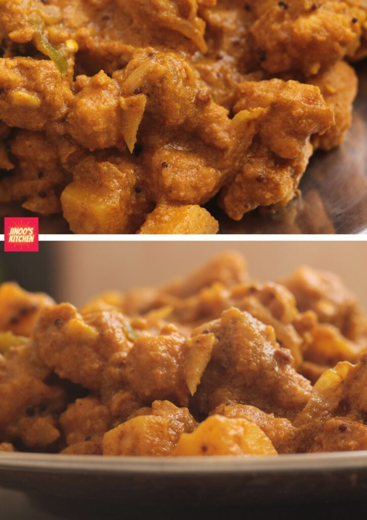 Trivandrum vada kootu curry