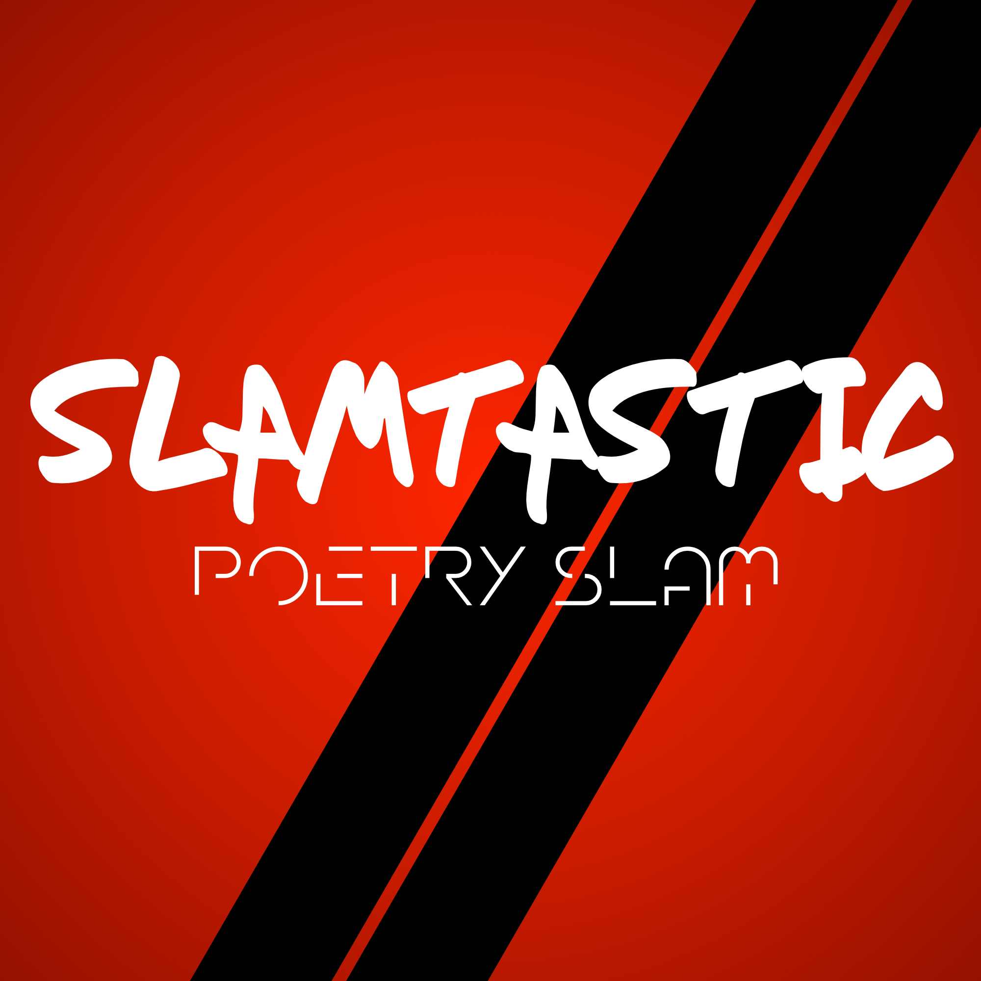 Slamtastic - Poetry Slam logo
