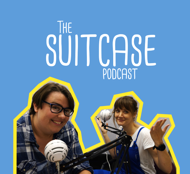 Suitcase podcast Hosts