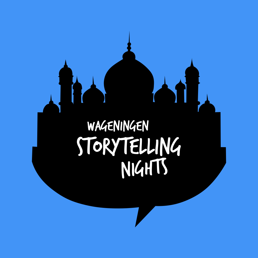 Wageningen Storytelling Night Logo