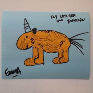 Fly-Ctahcer-No2-Dinocorn