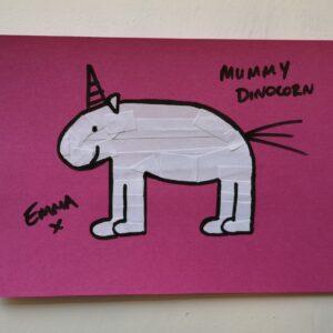 Mummy Dinocorn