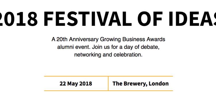 GBA Festival of Ideas