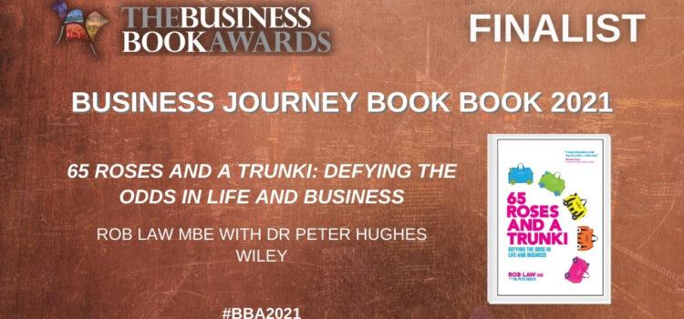 Business Book Awards Finalist