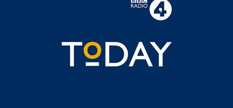 BBC Radio 4 Today show interview on BREXIT