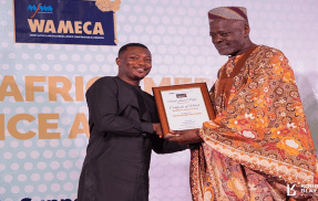 Nabil Ahmed Rufai grabs West Africa Media Excellence Award