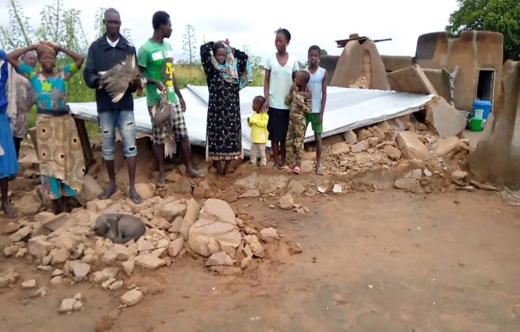FACTSHEET: Devastating floods hit north-eastern Ghana