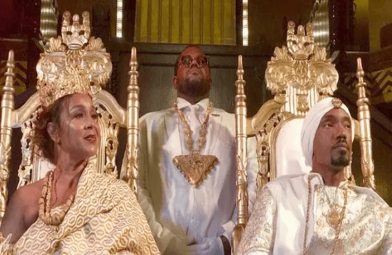 FACT CHECK: Lisa Raye McCoy is Queen mother of Ghana?