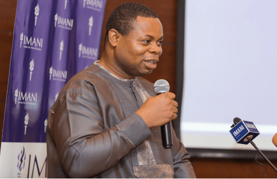FACT-CHECK: Franklin Cudjoe denies he will celebrate an NPP election defeat