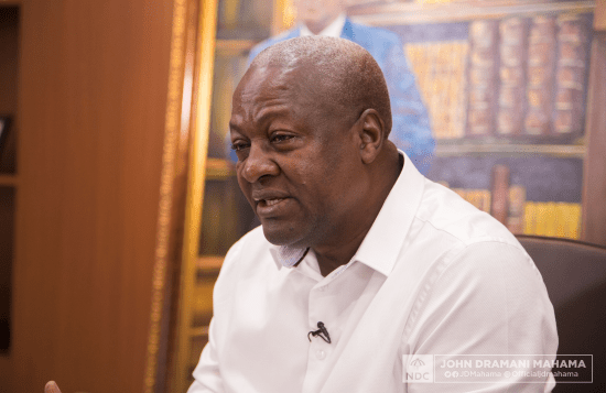 FACT-CHECK: 4 claims by John Mahama during Facebook live interaction