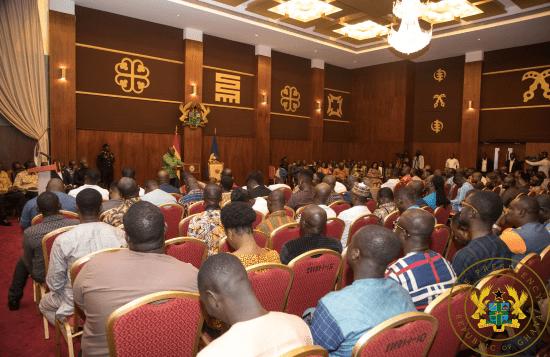 Fact-checked: 5 claims by President Nana Addo at media encounter