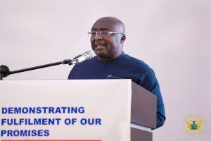 Part II: Fact-checking Dr Bawumia at Gov't Town Hall Meeting