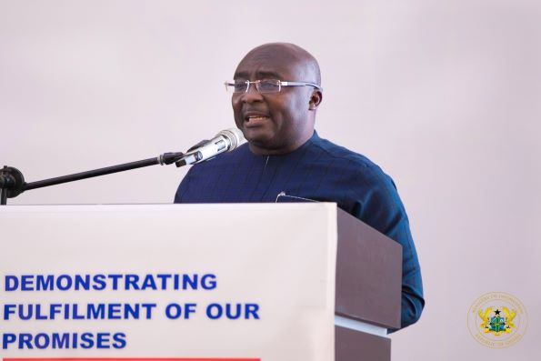 FACT-CHECK: 3 claims by Dr Bawumia at Gov't Town Hall Meeting
