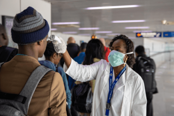 Coronavirus: WHO denies labelling Ghana, Nigeria and 11 others as high risk