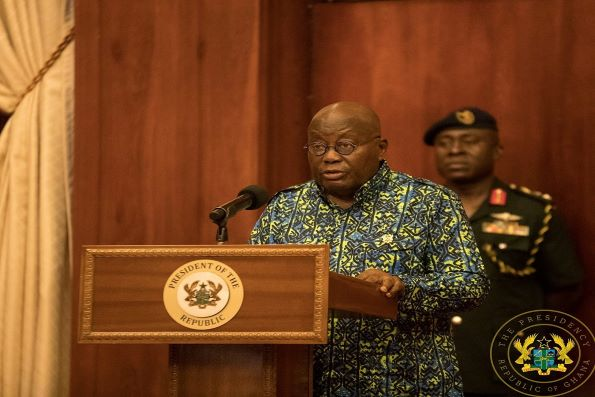 Coronavirus: Ghana's President announces two-week partial lockdown