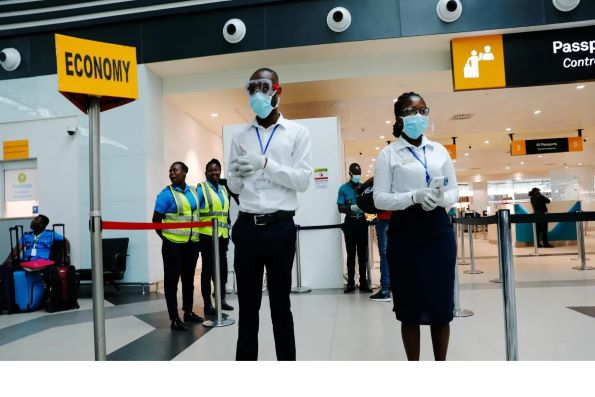 Coronavirus: All travel to Ghana is strongly discouraged